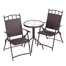 folding wicker bistro chair poitoux bistro chairs