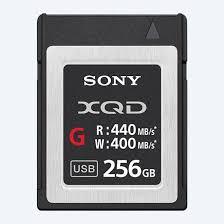 Geheugenkaarten Voor Camera Xqd Card Reader Xqd Kaart Sony Nl