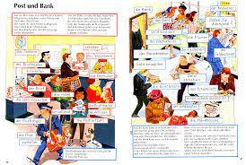Bank, Post und Telefon – เรียนภาษาเยอรมันออนไลน์กับเจ้าของภาษา