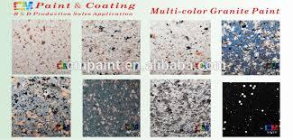 stone paint colorAcrylic Multi Color Granite Spray Paint Interior Building Coating