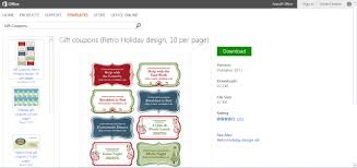Microsoft Office Coupons Simplify Christmas Events With Free Microsoft Office Templates