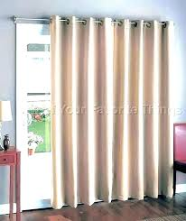 curtains for sliding glass door curtain doors on height