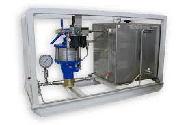 Valve Test Pressure Chart Hydropneumatic Bop Test Equipment Designed For High