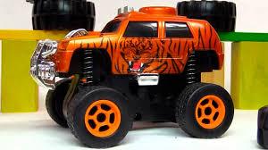 Видео про машинки - <b>Джип</b> монстр трак - Игрушки для детей ...