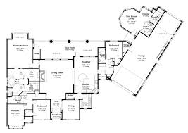 kitchen callensen manor house plan 08145 1st 20floor alluring french 22 french house plans 3000 square