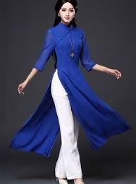 <b>2015 Hot Sale Elegant</b> Chiffon With Long Sleeves Jewel Neck ...