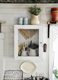 diy primitive cabinet from a repurposed