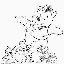 Printable Thanksgiving Coloring Pages For Kids Cool2bkids