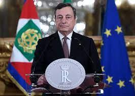 Draghi rompe il silenzio e parla al Paese, venerdì la prima conferenza  stampa - Giornale di Sicilia