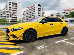 Research, compare and save listings, or contact sellers directly from 22 amg a 35 models nationwide. Used 2019 Mercedes Benz A Class A35 Amg 4matic Premium Plus For Sale Expired Sgcarmart