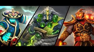 dota 2 valve earth spirit ember storm walldevil