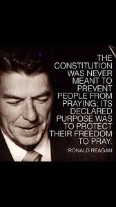Constitution Quotes Unique Quotes About WisdomRonald Reagan On Prayer And The Constitution