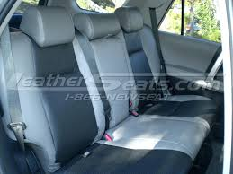 car seat toyota 4runner car seat covers leather interiors two tone stone w perforated black