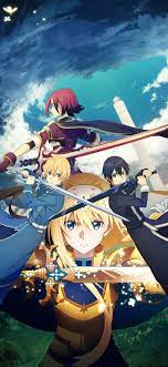 Sword Art Online Ultra HD iPhone ...