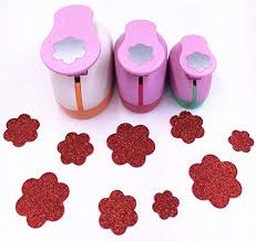 Flower Paper Punch Tool