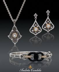 andrea candela jewelry the name candela is synonymous with fine spanish jewelry with this