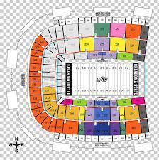 Boone Pickens Stadium Oklahoma State Cowboys Football