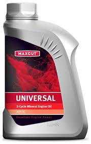 <b>Масло</b> для садовой техники <b>MAXCUT 2T</b> UNIVERSAL 1 л ...