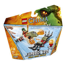 Lego - 70150 - Đồ Chơi Lego Chima 70150 - Móng Vuốt Rực Lửa - giảm giá đến  40%