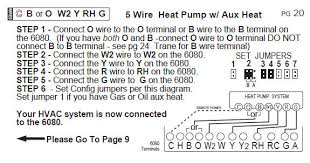i was trying to install a new programable thermostat on my goodman ritetemp 6022 wiring at Ritetemp Thermostat Wiring Diagram
