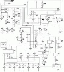 Toyota pickup wiring diagram land cruiser do you have plete and headlight 1983 schematic alternator tail