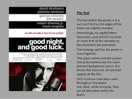 tips for crafting your best good night and good luck essay for me it is quite surprising but this writing service really done my term paper very well good night and good luck is a movie directed by george clooney