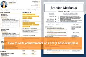 Then, make sure you check those boxes as you write your resumé. How To Write The Best Cv On Biotechnology Example Samples Of Professional Resume Sample Resumes Tomat Besar