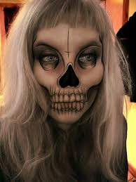 amazing skeleton makeup the dels around the eyeouth is cray make up skeleton makeup skeletonakeup
