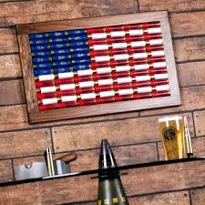 wooden american flag wall art flag wall art gauge flag wall art lucky shot vintage wooden