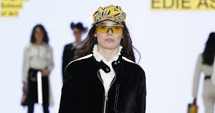 Kingston School of Art designer Edie Ashley pays tribute to her  trailblazing grandmother Laura Ashley in cowgirl and biker themed Graduate  Fashion Week collection - News - Kingston University London
