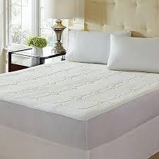 memory foam mattress pad. 464-071- Pure Rest Premier Quilted Memory Foam Mattress Pad Memory Foam Mattress Pad