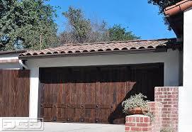 dynamic garage doorsSpanish Garage Door Collection  Custom Designed Wood Overhead