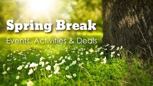 Image result for spring break