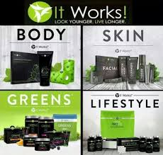 it works packs it works products line