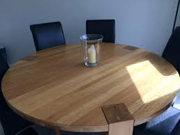 wood round dining table for 6 solid and chairs 60 inch wooden