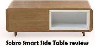 sobro smart side table review 2021