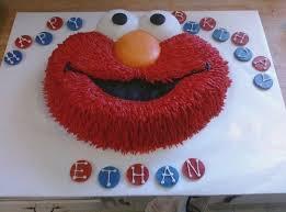 Elmo Cake Pics Kidsbirthdaycakeideasga