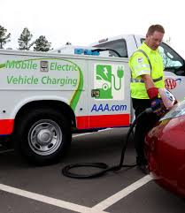 18 july 2016 aaa is the first in north america to offer mobile charging to