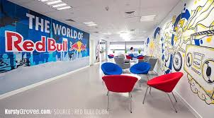 redbull head office interior. I Had The Chance To Visit And Run A Workshop In Offices Of Red Bull Dubai Back April, Spending 3-4 Days There, Where Got Real Taste What Redbull Head Office Interior