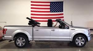 Ford F-150 Convertible: Droptop Pickup