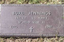 "Burl ""Bo"" Jennings (1920-1987) - Find A Grave Memorial"
