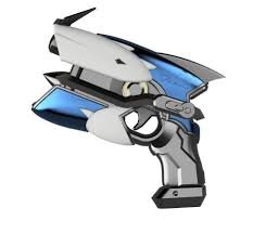 Dva Light Gun Dva Cruiser Light Gun Replica With And Without Lights 3d Print Model