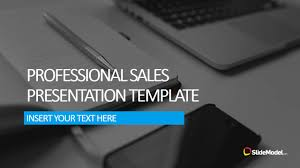 Product Presentation Sales Pitch Presentation Template