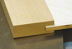 how to make shaker cabinet doors. Building Cabinet Doors - Checking The Fit Of Center Panel In One Stiles How To Make Shaker