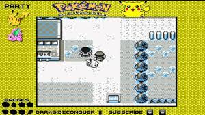 Pokemon Yellow Walkthrough Part 3 - Pewter City Gym! EVOLUTION! - YouTube