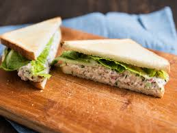 For Better Tuna Salad Sandwiches With Mayo Or Without Add More