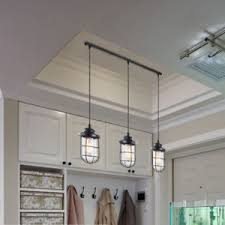 New modern lighting Modern Kitchen Image Is Loading Newmodernpendantlightglasscageceilinglamp Ebay New Modern Pendant Light Glass Cage Ceiling Lamp Lighting Fixture
