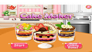 Cake Maker Cooking Games Apk Download From Moboplay