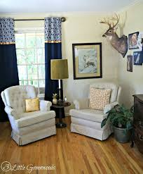 Image Living Room Anneware Home Office Decorating Ideas Winsome Curtains Small Studio