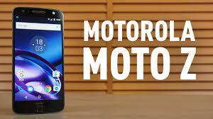 Lenovo Moto Z akıllı modüler telefon incelemesi - TeknoSeyir